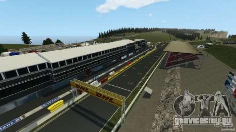 SPA Francorchamps [Beta] для GTA 4 второй скриншот