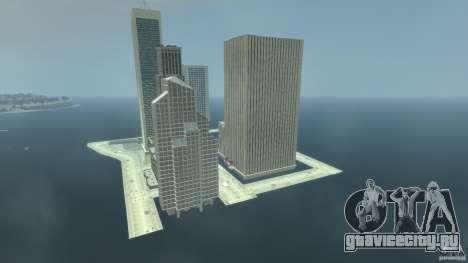 Green Island 1.0 для GTA 4