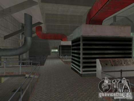 Открытая Зона 69 для GTA San Andreas третий скриншот