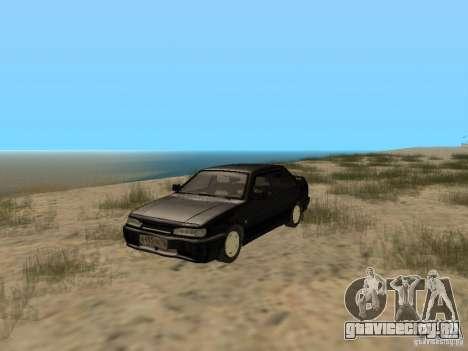 Ваз 2115 Light Tun V.1.1 для GTA San Andreas вид слева