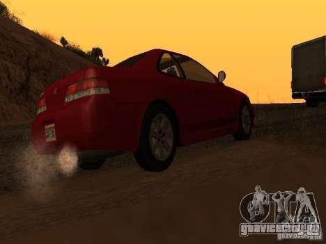 Honda Prelude Sport для GTA San Andreas вид справа