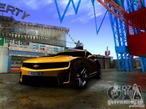 Realistic Graphics HD 2.0 для GTA San Andreas второй скриншот