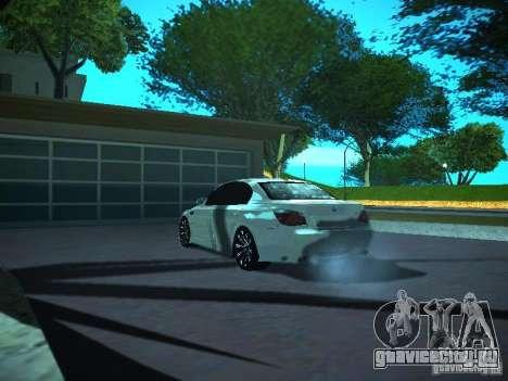 ENBSeries V4 для GTA San Andreas восьмой скриншот