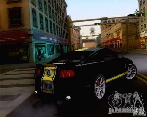 ENBSeries by ibilnaz v 3.0 для GTA San Andreas второй скриншот