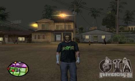 Triple H для GTA San Andreas