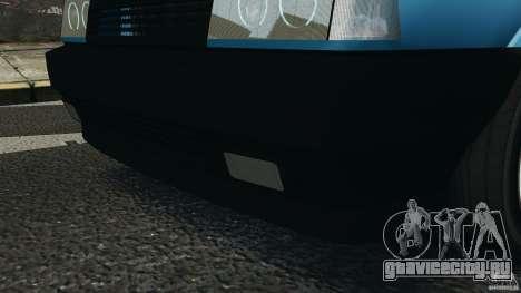 Tofas Dogan SLX EmreAKIN Edition для GTA 4 двигатель
