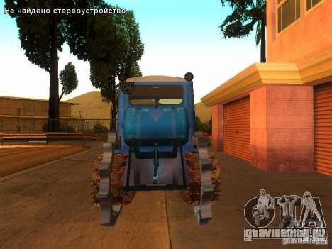 ДТ-75М Казахстан для GTA San Andreas вид справа
