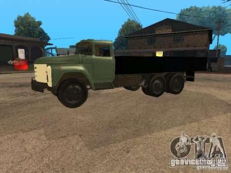 ЗиЛ 133 для GTA San Andreas вид слева