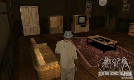 GTA SA Enterable Buildings Mod для GTA San Andreas восьмой скриншот