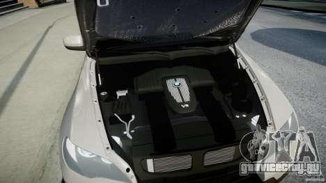 BMW X5 Experience Version 2009 Wheels 223M для GTA 4 вид сзади