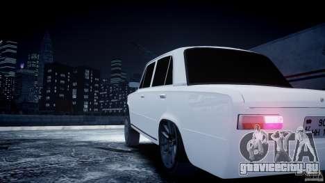 ВАЗ 2101 Avtosh Style для GTA 4 вид сзади
