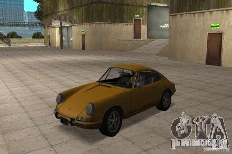 Porsche 911 S для GTA San Andreas