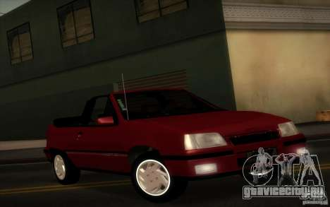 Chevrolet Kadett GSI Cabrio для GTA San Andreas