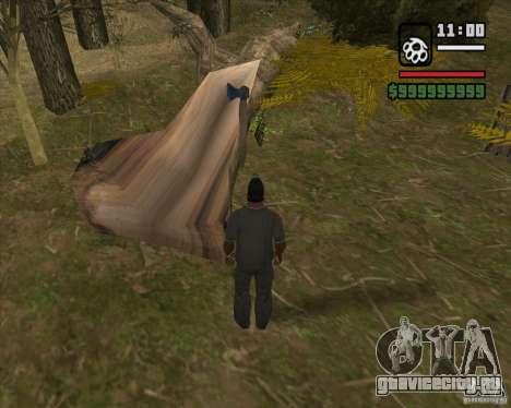 Дом охотника v3.0 Final для GTA San Andreas четвёртый скриншот