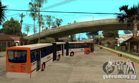 Caio Induscar Millenium II для GTA San Andreas вид справа