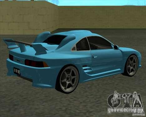Toyota MR2 1994 для GTA San Andreas вид справа