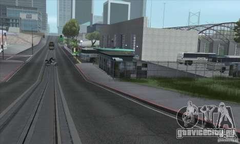 BUSmod для GTA San Andreas третий скриншот