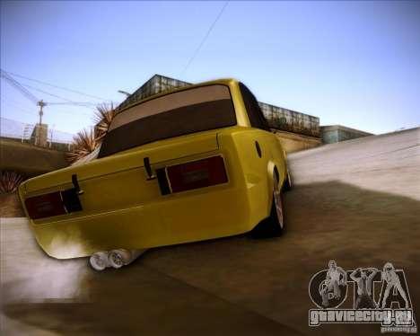 ВАЗ 2106 drift для GTA San Andreas вид слева