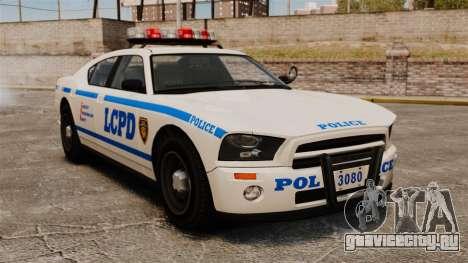 Полицейский Buffalo ELS для GTA 4