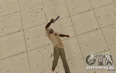 Новые падения для GTA San Andreas шестой скриншот
