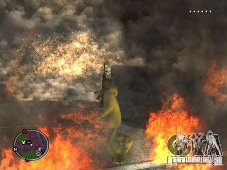 Project Reality mod beta 2.4 для GTA San Andreas второй скриншот