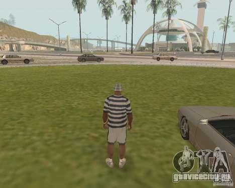 Экстренный выход из автомобиля для GTA San Andreas