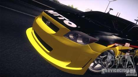 Scion TC Rockstar Team Drift для GTA San Andreas