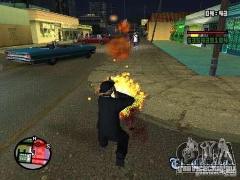 Гранатомет для GTA San Andreas третий скриншот