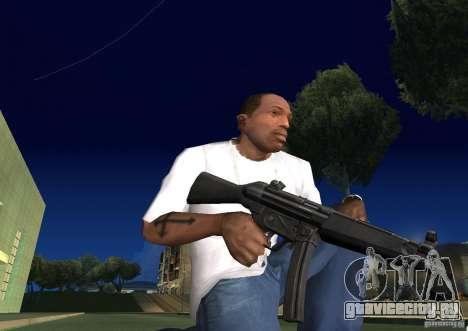 Weapon Pack by viter для GTA San Andreas шестой скриншот