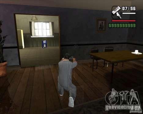 Микро UZI для GTA San Andreas третий скриншот