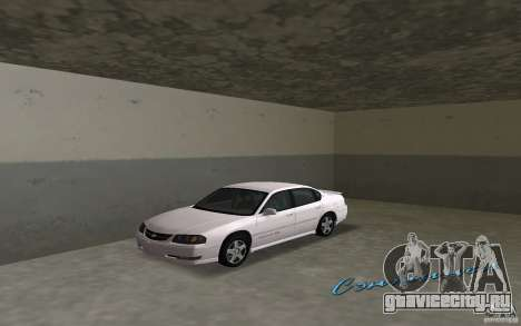 Chevrolet Impala SS 2003 для GTA Vice City вид слева
