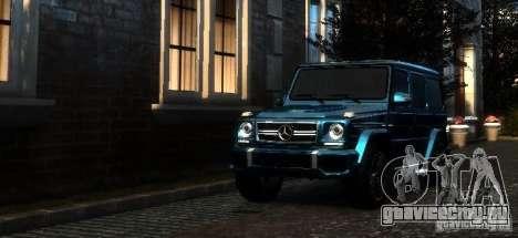 Mercedes-Benz G65 AMG [W463] 2012 для GTA 4 вид слева