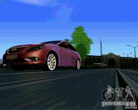 ENBSeries by S.T.A.L.K.E.R для GTA San Andreas