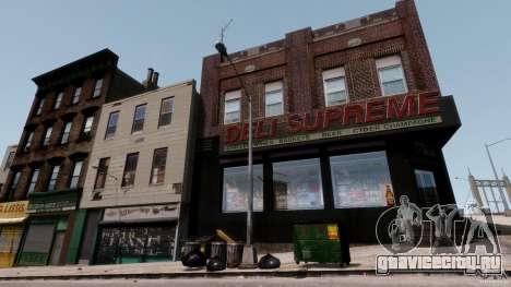 Special ENB Series By batter для GTA 4 второй скриншот