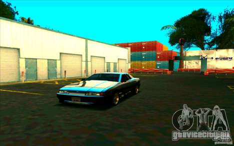 Качественный Enbseries для GTA San Andreas