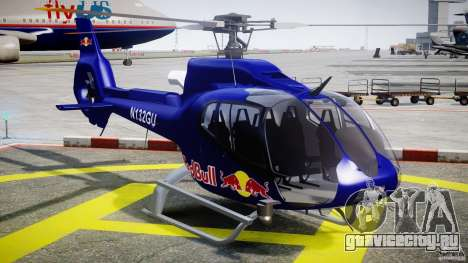 Eurocopter EC130 B4 Red Bull для GTA 4
