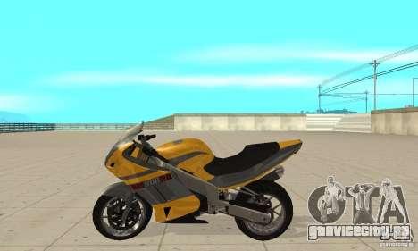 GTAIV NRG900 RR для GTA San Andreas вид слева