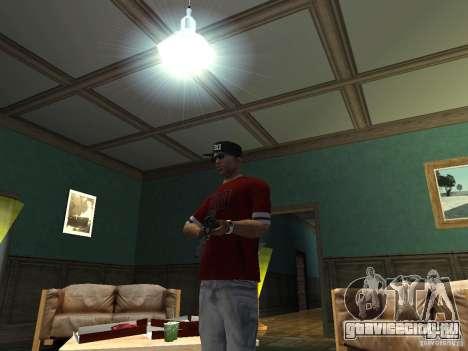 M16 для GTA San Andreas второй скриншот