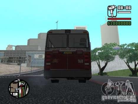 DAF CSA 1 City Bus для GTA San Andreas