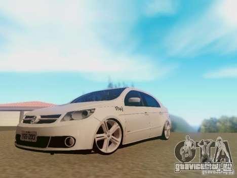 Volkswagen Voyage G5 Roda Passat CC для GTA San Andreas