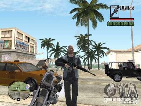 Vagos Biker для GTA San Andreas