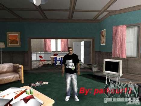 Футболка GTA 5 для GTA San Andreas