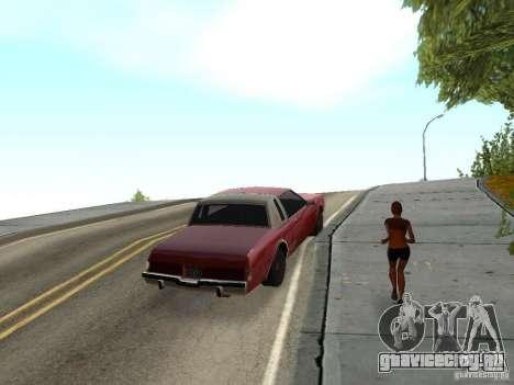 ENBSeries by Sashka911 для GTA San Andreas третий скриншот