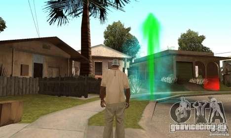 СпецДефекты для GTA San Andreas