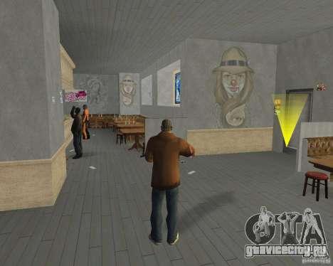 Новые текстуры закусочных и магазинов для GTA San Andreas девятый скриншот