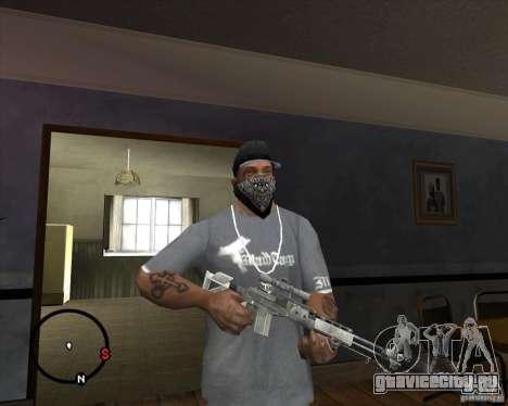 M14 EBR для GTA San Andreas