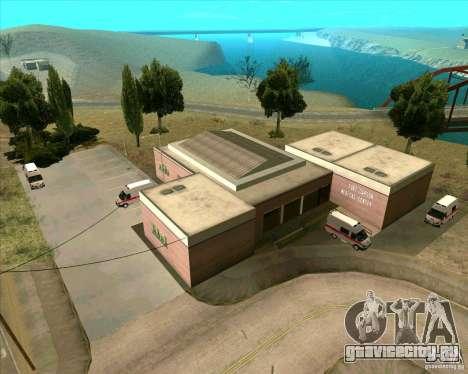 Припаркованный транспорт v2.0 для GTA San Andreas десятый скриншот