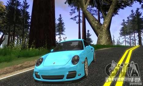 Color Correction для GTA San Andreas