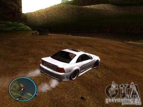Saleen S281 для GTA San Andreas вид сзади слева