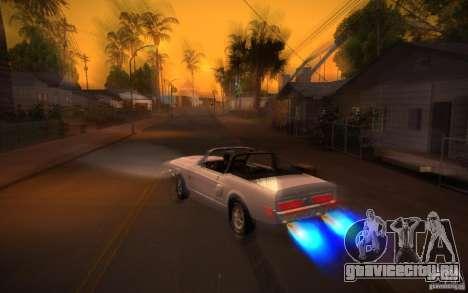 ENBSeries v1.0 By ГАЗелист для GTA San Andreas седьмой скриншот